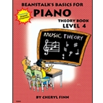 Beanstalk's Basics for Piano Theory Book Level 4