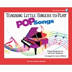 Teaching Little Fingers To Play Pop Songs & Audio Access