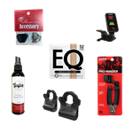 Acoustic Guitar Accessory Package 2 - Deluxe