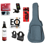 Acoustic Guitar Accessory Package 3 - Supreme