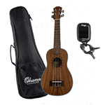 Archer Soprano Ukulele Package