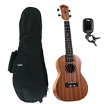 Archer Concert  Ukulele Package