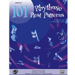 101 Rhythmic Rest Patterns for French Horn Supplement
