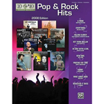 10 for 10 Sheet Music: Pop & Rock Hits PVG