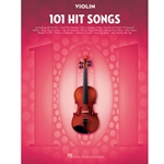 101 Hit Songs Violin Vln