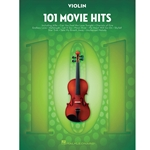 101 Movie Hits Violin Vln