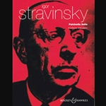 Stravinsky Pulcinella Suite Trombone and Piano