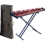 Stagg XYLOSET37 Xylophone 37 Note w/Stnd & Case
