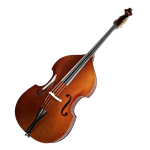 Archer M B6071HH Double Bass 1/2 Outfit Standard