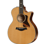 Taylor 614ce Grand Auditorium - V-Class Bracing - Acoustic Electric - Torrefied Sitka/Maple
