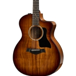 Taylor 224ce-K DLX Grand Auditorium - Acoustic Electric - Hawaiian Koa