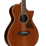 Taylor 812ce 12-Fret LTD Grand Concert - Limited Edition - Acoustic Electric - Redwood/Rosewood