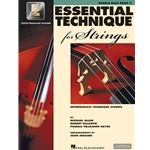 Essential Technique for Strings - Double Bass