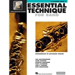 Essential Technique for Band - Clarinet