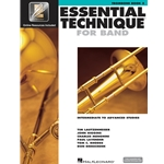 Essential Technique for Band - Trombone