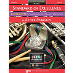 Standard of Excellence ENHANCED Book 1 - Trombone