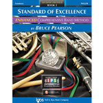 Standard of Excellence ENHANCED Book 2 - Trombone