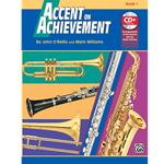 Accent on Achievement Book 1 - Baritone T.C.