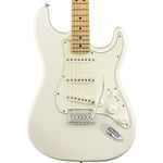 Fender Player Series Stratocaster - Maple Fingerboard - Polar White