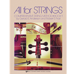 All For Strings Book 1 Cello
