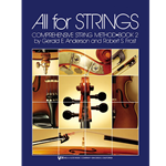 All For Strings Book 2 Piano Accompaniment