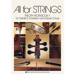 All for Strings Theory Book 1 Bass