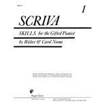 Gifted Pianist Scriva Book 1