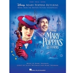 Mary Poppins Returns: Music from the Motion Picture Soundtrack / Piano/Vocal/Guitar Songbook
