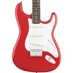 Fender Squier Bullet Stratocaster Hard Tail Fiesta Red