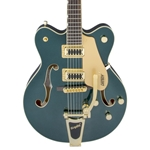 Gretsch G5422TG Electromatic Limited Edition Hollow-Body Cadillac Green Metallic