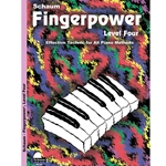 Fingerpower: Level 4 Effective Technic for All Piano Methods