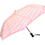 5002B Umbrella Sheet Music Pink