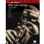 The Big Book of Alto Sax Songs
