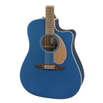 Fender Redondo Player Acoustic Electric Belmont Blue