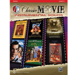 Classic Movie Instr Solos Clarinet /CD