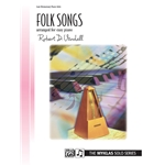 Vandall Folk Songs Easy Piano Teaching