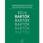 Bartok Easy Piano Pieces and Dances
