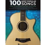 100 Most Popular Songs for Fingerpicking Guitar Standard Notation and Tab Gtr