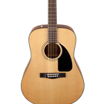 Fender CD-60 Dreadnought Natural with Hardshell Case