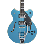 Gretsch  G2622T Streamliner - Center Block w/ Bigsby - Riviera Blue