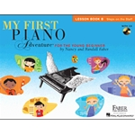 Piano Adventures My First Piano Lesson B /CD