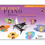 Piano Adventures My First Piano Lesson C