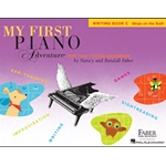 Piano Adventures My First Piano Writing C