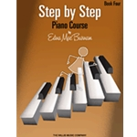 Step By Step Piano Course Book 4
