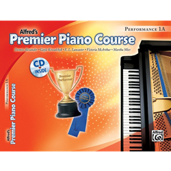 Alfred's Premier Piano Course, Performance 1A