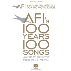 AFI Top 100 Movie Songs PVG