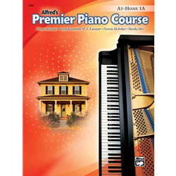Alfred's Premier Piano Course, At-Home 1A