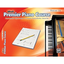 Alfred's Premier Piano Course, Theory 1A