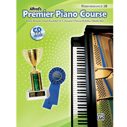 Alfred's Premier Piano Course, Performance 2B