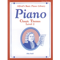 Alfred's Basic Piano Library Classic Themes 2